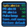 prstový pulsní oxymetr Prince 100C1