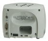 NONIN 9700 Avant - pohled ze zadu bez baterií, bez krytu