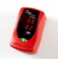 Prstový pulzný oxymeter Nonin 9590 Onyx Vantage - červený
